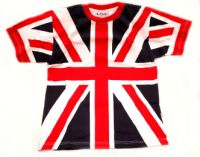 Union jack kids t-shirt