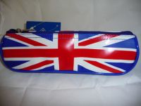 Union jack make up bag/pencil case