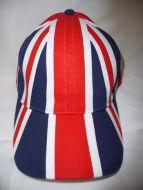 Union jack cap